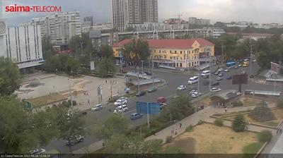 Daylight webcam view from Bishkek: Чуй Б.Баатыра