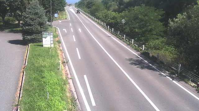 Webcam 南神戸: 県道306号 長野県松川村