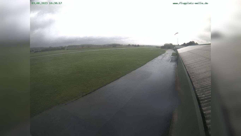 Webkamera Melle: Die Webcam zeigt den Blick vom Tower des Fl