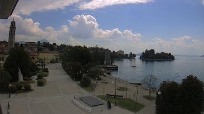 Daylight webcam view from Verbania