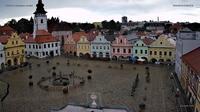 Pelhrimov: Masarykovo náměstí
