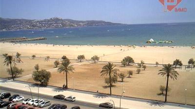 Webcam Empuriabrava › South-East