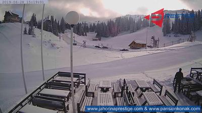 Webcam Jahorina › South