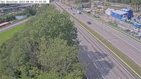 Boo: Trafikplats Skvaltan (Kameran �r placerad p� v�g  V�rmd�leden i h�jd med trafikplats Skvaltan och �r riktad mot Stockholm) - Dia