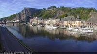 Dinant › North: Citadelle de Dinant - Current