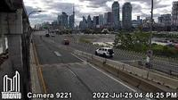 Old Toronto: Gardiner Expwy near Don Valley Parkway - Actuales