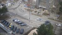 Chișinau: Strada Tudor Strișcă - Hristo Botev Street - Strada Independenței - Chisinau - Day time