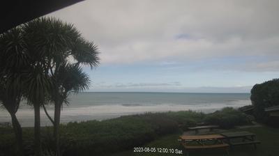 Vista de cámara web de luz diurna desde Hapuku: Kaikoura