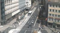 Bielefeld: Blick auf den n�rdlichen Jahnplatz - Overdag