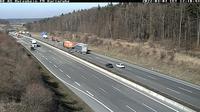 Rutesheim: A - Blickrichtung Karlsruhe - Overdag