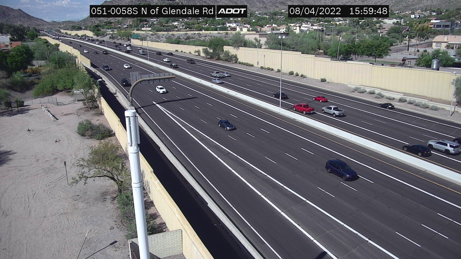 Webcam Estate Monterra: SR 51 North of Glendale