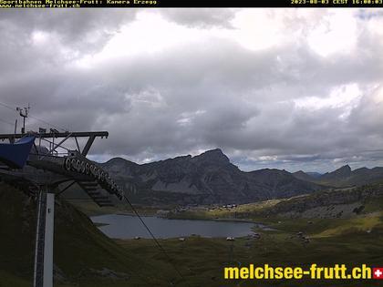 Melchsee-Frutt: Erzegg - Blick Richtung