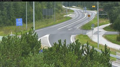 Vista actual o última desde Oulu: Tie 816 Oulunsalo, Lentokentäntie − Hailuotoon