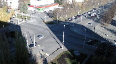 Webcam Lipetsk: Перекрёсток ул.Космонавтов и ул. Терешков