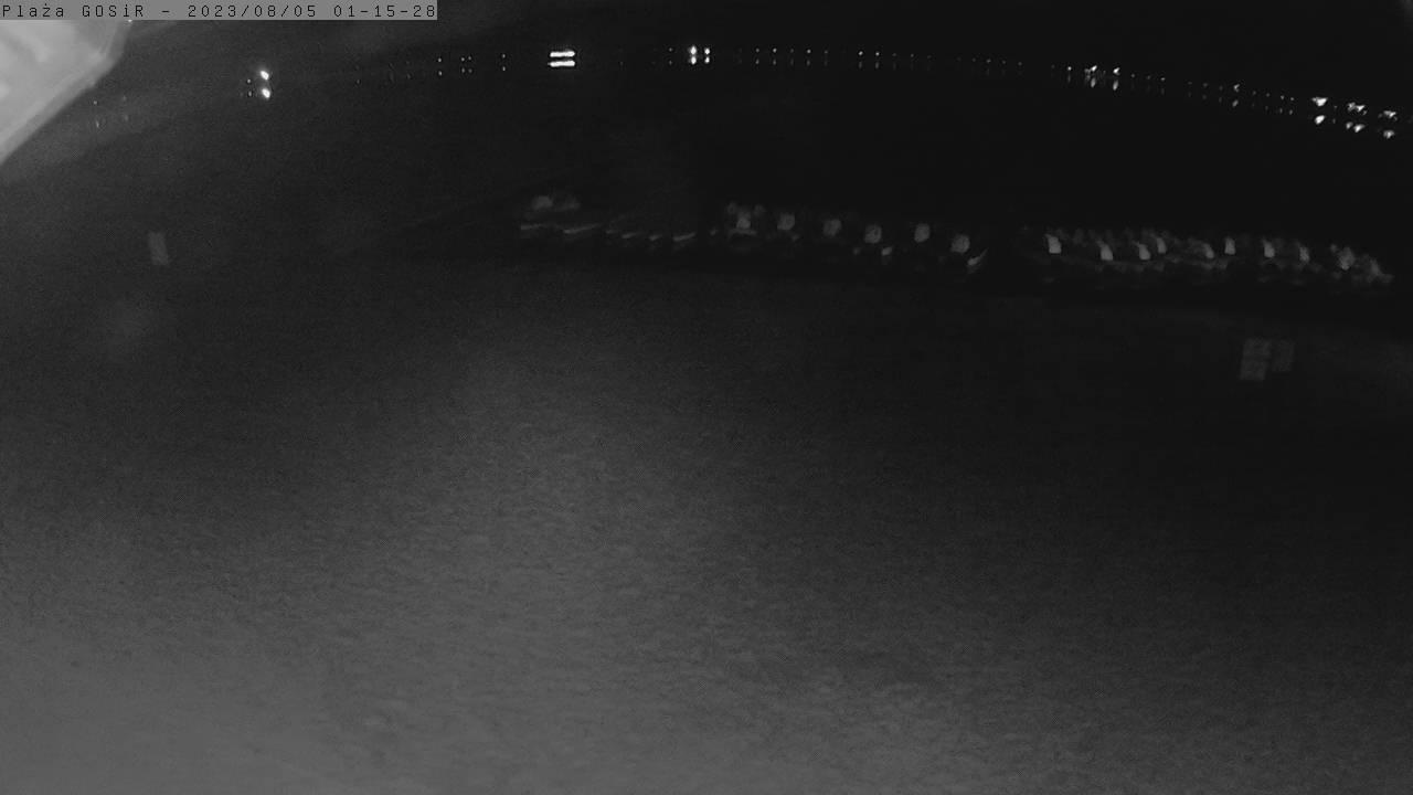 Webkamera Jezioro Firlejowski › West: › West