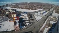 Tyumen: Мост у ДК Нефтяник - Overdag