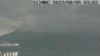 Tarumizu: Sakurajima volcano, Kaigata - Recent