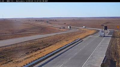 Webkamera Stamford: I-90 near Belvidere, SD (MM 172.5)