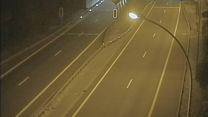 Webcam Howald: A1 Tunnel