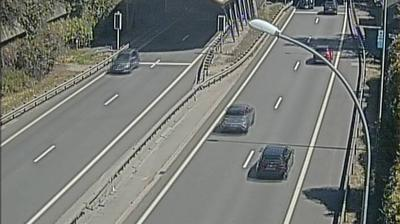 Daylight webcam view from Howald: A1 Tunnel