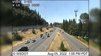 Bellevue: I- at MP .: W Lk Sammamish Pkwy - Day time