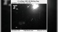 Glenwood: I- at Near ORE  McVay Hwy - Recent