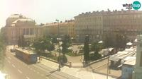 Rijeka: view on HNK Ivan pl. Zajc, TOP TEN - Day time