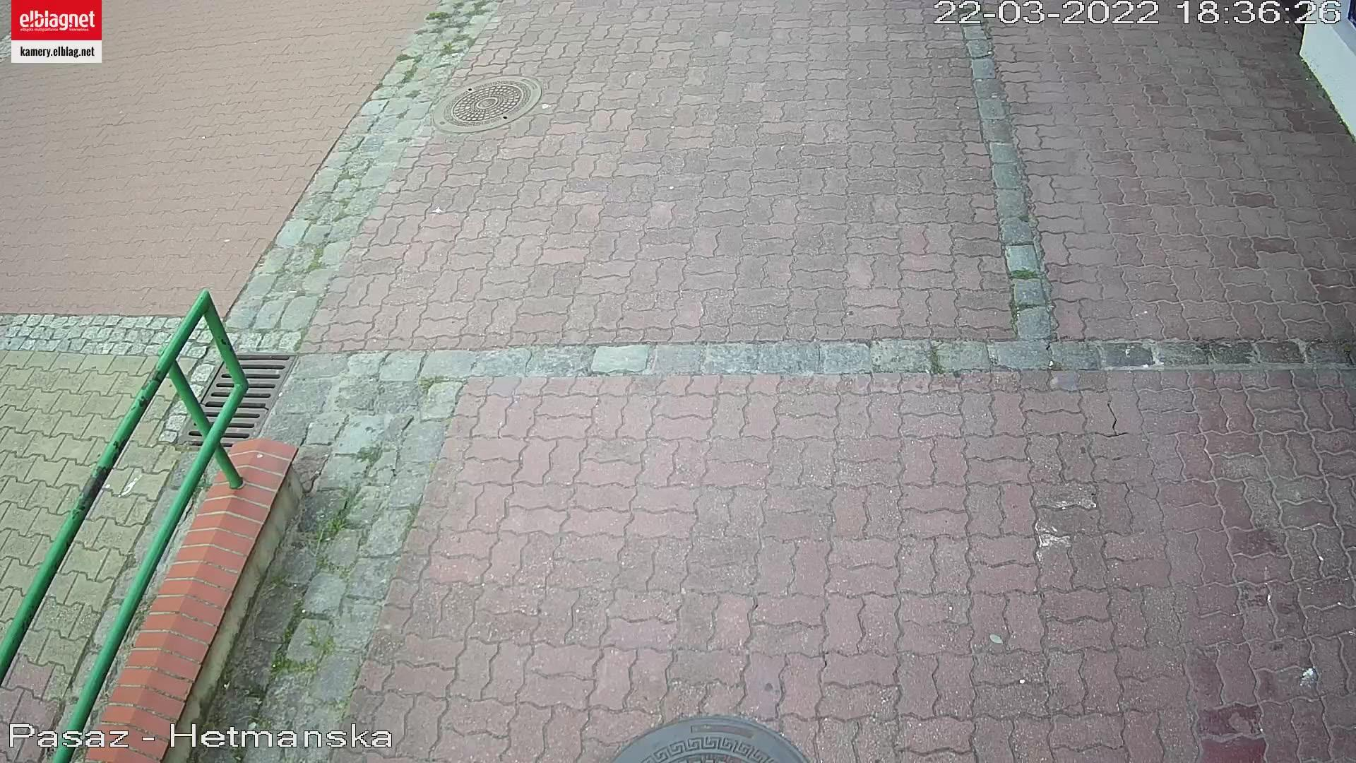 Webcam Elblag › South-East: Hetmańska