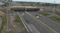 St. Catharines: QEW Glendale Ave - Day time