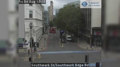 City of London: Southwark St/Southwark Bdge Rd