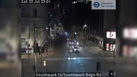 City of London: Southwark St/Southwark Bdge Rd - Recent