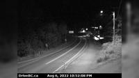 Kaslo > South-East: Hwy  at Hwy A Junction in - looking southeast - Actuales