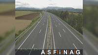 Gemeinde Wiener Neustadt: S, Knoten Wr. Neustadt, Blickrichtung Knoten Wr. Neustadt - Km , - Overdag