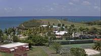 Last daylight view from Christiansted › North: Buccaneer Beach & Golf Resort: Buccaneer Beach & Golf Resor