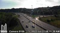 East York: Don Valley Parkway near Don Mills Rd - Dagtid