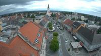 Leibnitz, Styria: S�dsteiermark, Hauptplatz - El día
