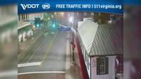 Fairfax: University Drive and Main Street Facing EB Traffic - Recent