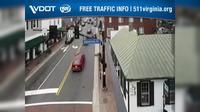 Fairfax: University Drive and Main Street Facing EB Traffic - Overdag