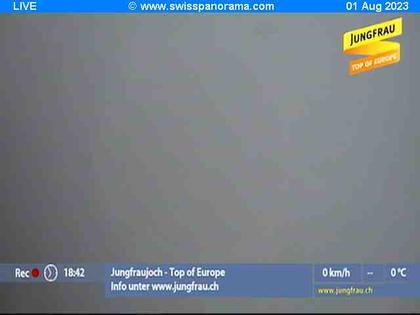 Fieschertal: Jungfraujoch - Top of Europe
