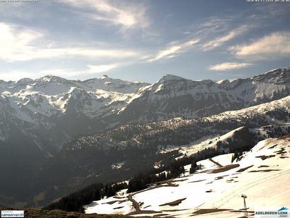 Lenk: Betelberg, Bergstation Wallegg