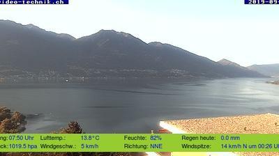 Minusio › West: Lago Maggiore
