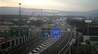Bruttisellen > South-West: Br�ttisellerkreuz Richtung ZH - Dagtid