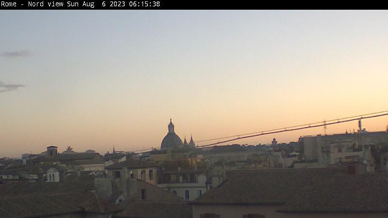 Webcam Roma - Barcello