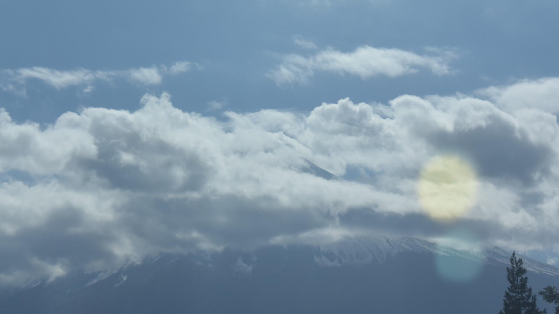 Webcam 下吉田: Mt.Fuji livecam