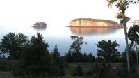 Blue Sac Road: Rockcliffe By-the-Sea, The Two Islands - Parrsboro, Bay of Fundy