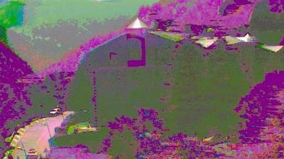 Vista de cámara web de luz diurna desde Super Pal: Abba Xalet Suites Hotel, Sispony