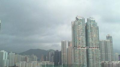 Current or last view from 油麻地: Tai Kok Tsui, Kowloon