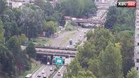 New Belgrade Urban Municipality: Belgrade Live - Autoput Novi Beograd - El día