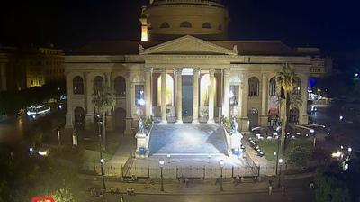 Palermo: Teatro Massimo Vittorio Emanuele