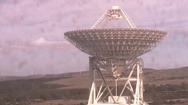 Webkamera Silius: Sardinia Radio Telescope